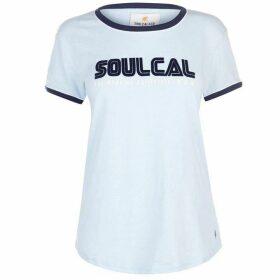 SoulCal Ringer T Shirt
