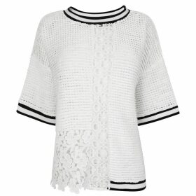 French Connection Knitted T Shirt