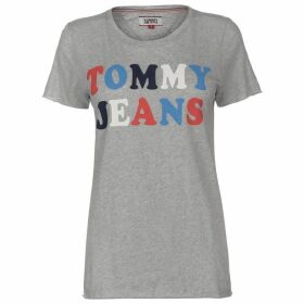 Tommy Jeans Summer Bold Logo T Shirt
