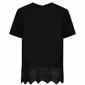 French Connection Lace T Shirt