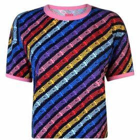 Juicy Rainbow Boxy T Shirt