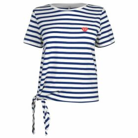 Only Brave Knot T Shirt