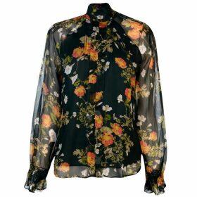 Polo Ralph Lauren Ratana Long Sleeve Blouse