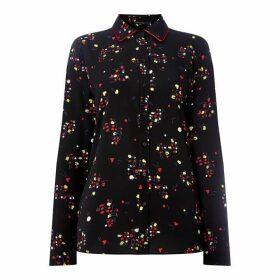 Armani Exchange AX Prnt Shirt Ld92