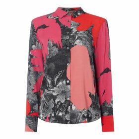 Paul Smith PS Rainforest Shirt Ld92