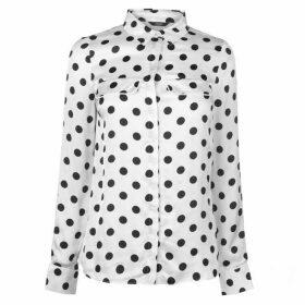 Guess Polka Dot Shirt Ladies