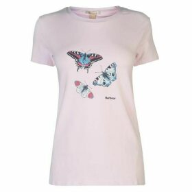 Barbour Lifestyle Weatherland T Shirt Ladies