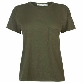 Rag and Bone Rag Vintage Crew T Shirt Womens