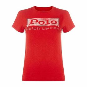 Polo Ralph Lauren Polo Faded Logo Tee Ld91