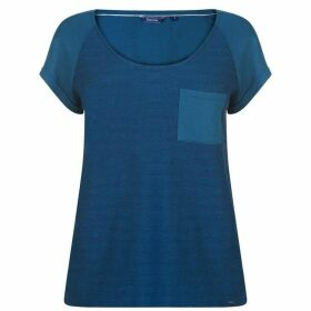Salsa Pocket T Shirt Womens