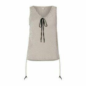 Crea Concept Crea Stripe Tie Top Ld92