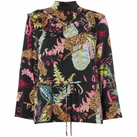Biba Jungle Yoke Top
