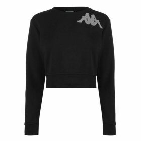 Kappa Bassy Cropped Sweater