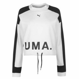 Puma Chase Drawstring Sweater