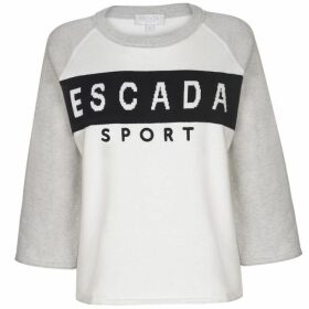 Escada Logo Sweater