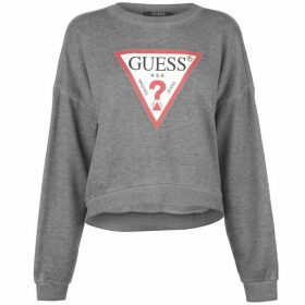 Guess Basic Fleece Sweater