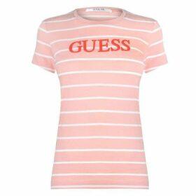 Guess Stripe T Shirt