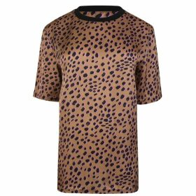 Paul Smith Cheetah Print Top