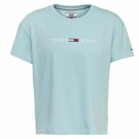 Tommy Jeans Linear Logo T Shirt