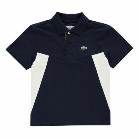 Lacoste Block Colour Polo