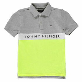 Tommy Hilfiger Essential Block Polo