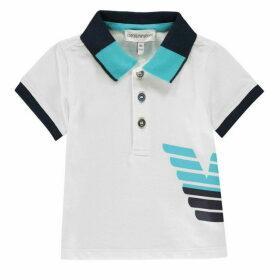 Emporio Armani Eagle Polo Shirt