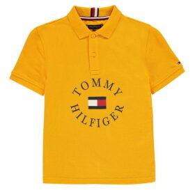 Tommy Hilfiger Circle Logo Polo Shirt