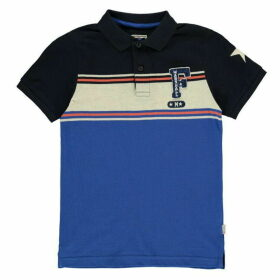 Franklin and Marshall Varsity Polo Shirt