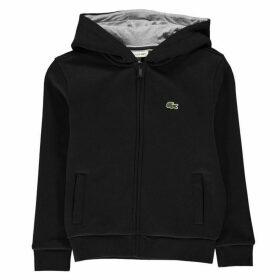 Lacoste Basic Zip Hoodie