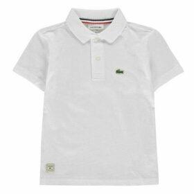 Lacoste Jersey Logo Polo Shirt