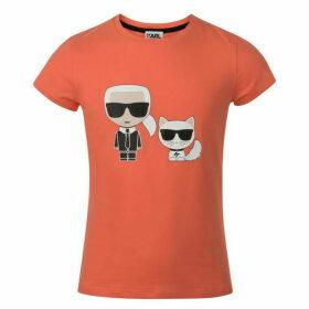 Karl Lagerfeld Short Sleeve T Shirt