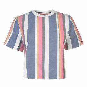 Tommy Jeans Tommy Stripe Blouse Womens