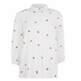 Fabienne Chapot Fabienne Gina Embroidered Blouse