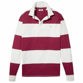 Tommy Jeans Classic Rugby Polo Shirt
