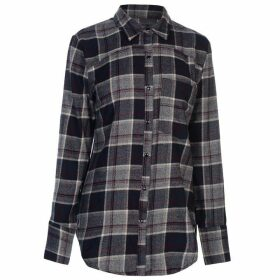 Firetrap Blackaseal Open Back Shirt