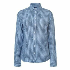 Gant Weave Shirt Ladies