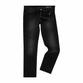 Armani Exchange Armani J16 Tapered Straight Jeans Mens