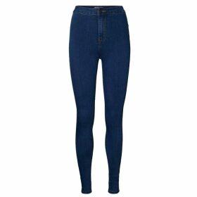 Noisy May Ella High Waist Ladies Jeans