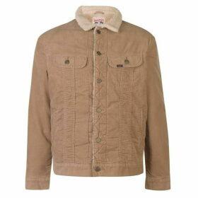 Lee Jeans Lee Sherpa Corduroy Jacket