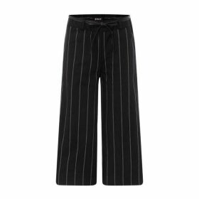 DKNY Crop Wide Leg Pants