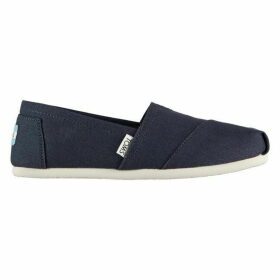 Toms Alpargata Canvas Pumps