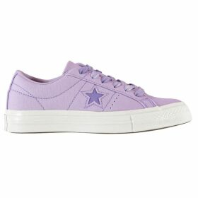 Converse One Star Sun Trainers