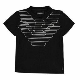 Emporio Armani Emporio Eagle T Shirt Junior
