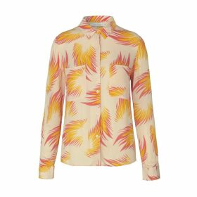 Milly Long-Sleeved Printed Shirt
