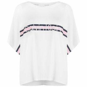 Calvin Klein CK Ss Stripe Crew tp Ld92