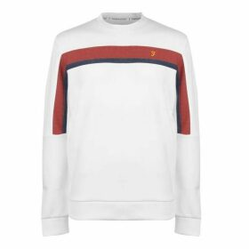 Farah Sport Shackleton Crew Sweater
