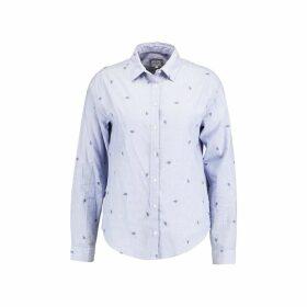 Evia Long-Sleeved Blouse