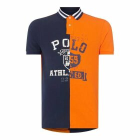 Polo Ralph Lauren Polo Splice Orange Sn92