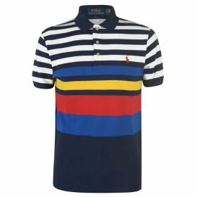 Polo Ralph Lauren Polo Mens Multi-Coloured Polo T-Shirt