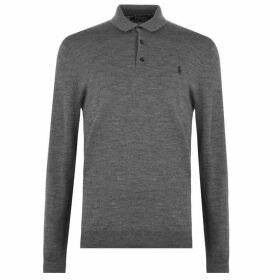 Polo Ralph Lauren Merino Long Sleeve Polo Shirt